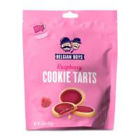 Belgian Boys Raspberry Cookie Tarts