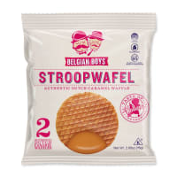 Belgian Boys Stroopwafel (Duo Pack)