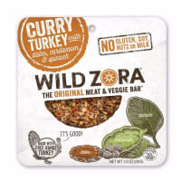 Wild Zora Meat and Veggie Snacks