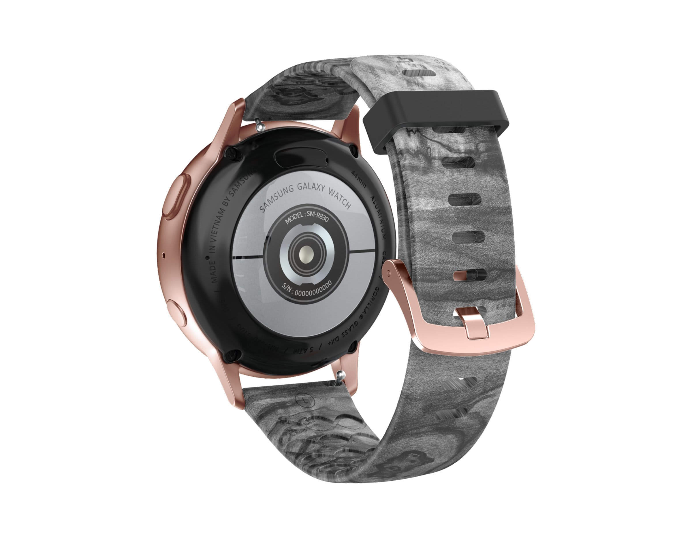 Nomad Relic Samsung 22mm Watch Band - Groove Life