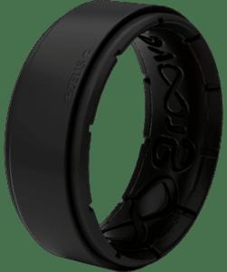 Shop Zeus Rings, featuring Zeus Step Black ring