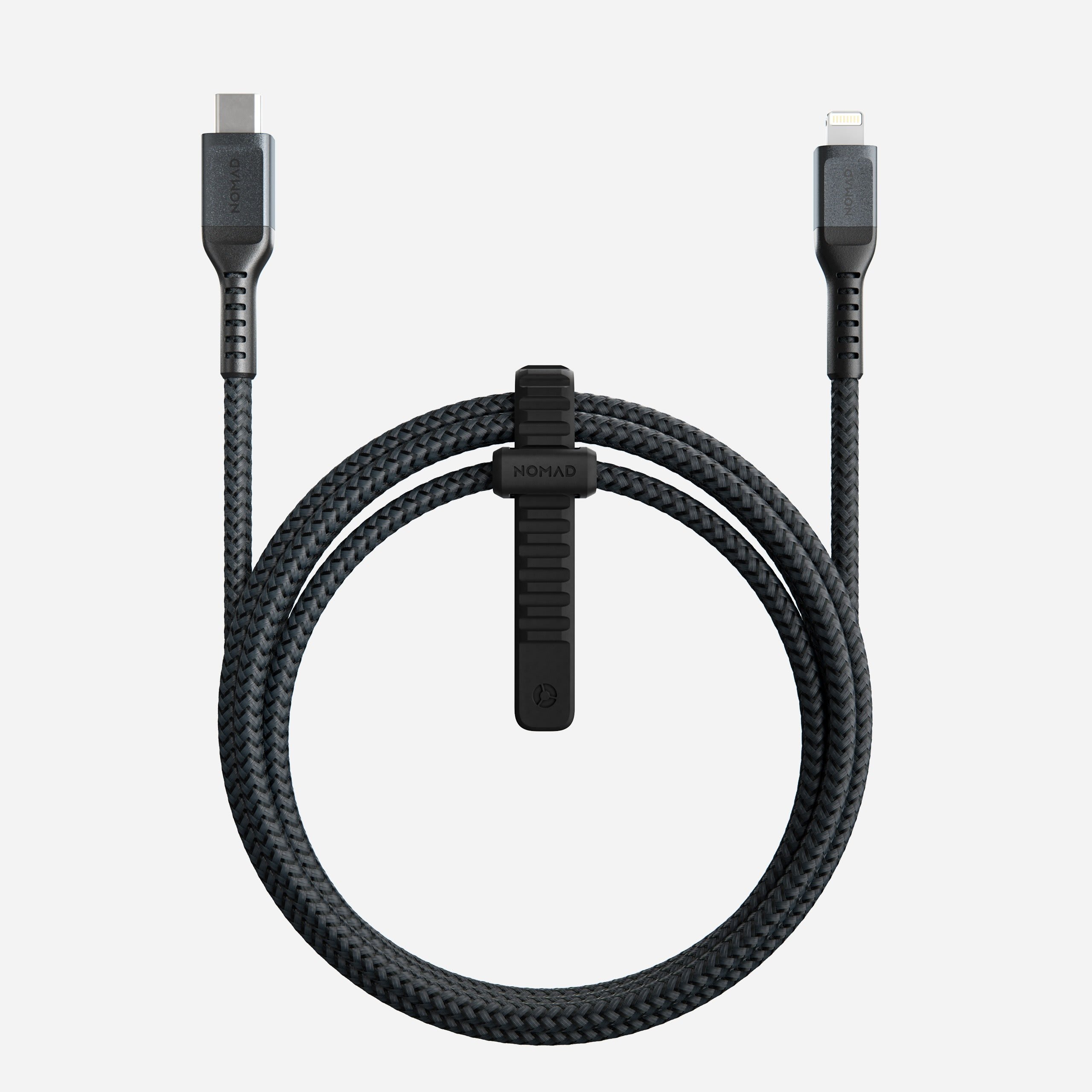Lightning Cable USB-C 1.5m Side View