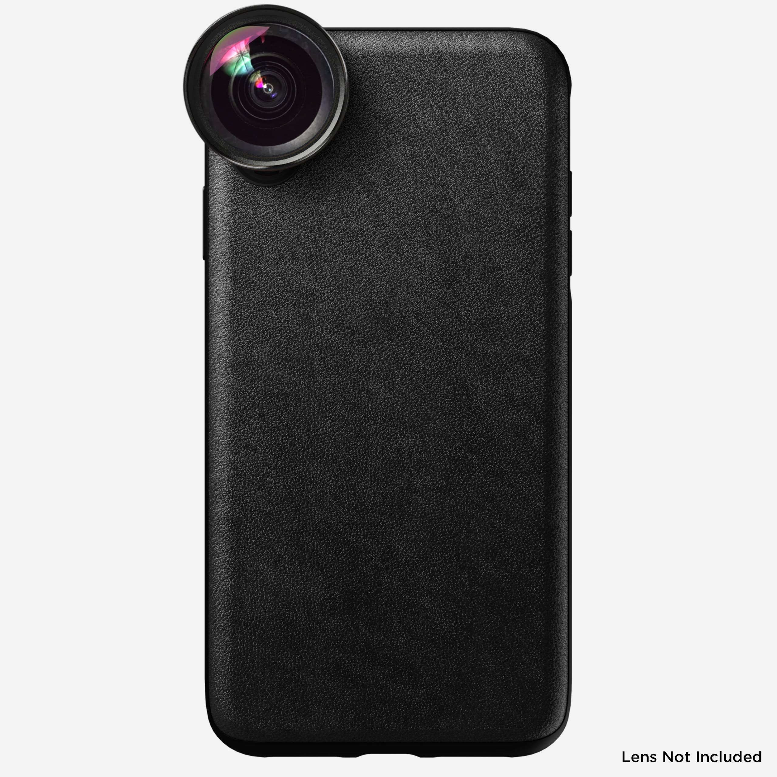 Rugged case black moment xs max