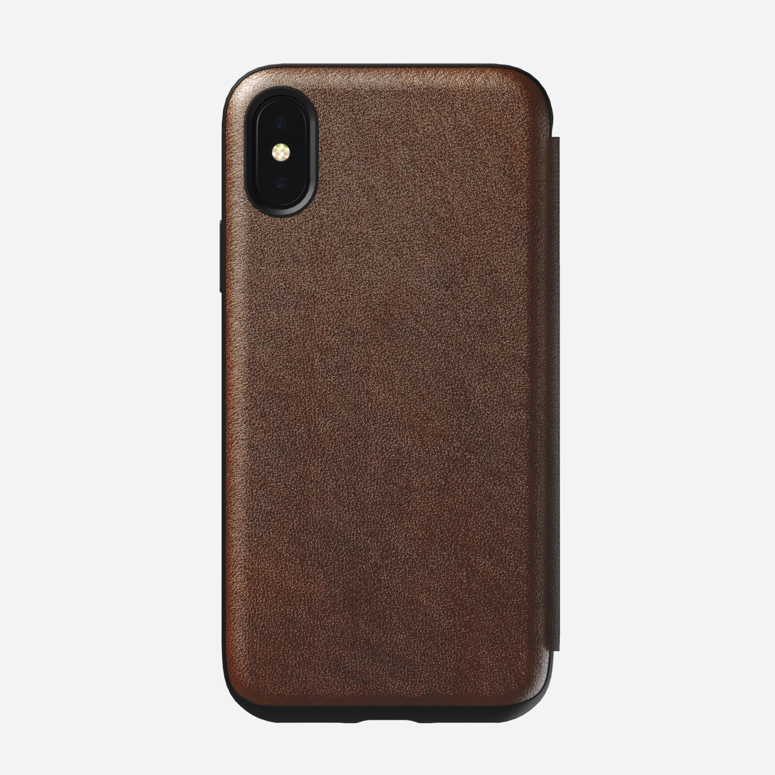 Rugged folio rustic brown xs