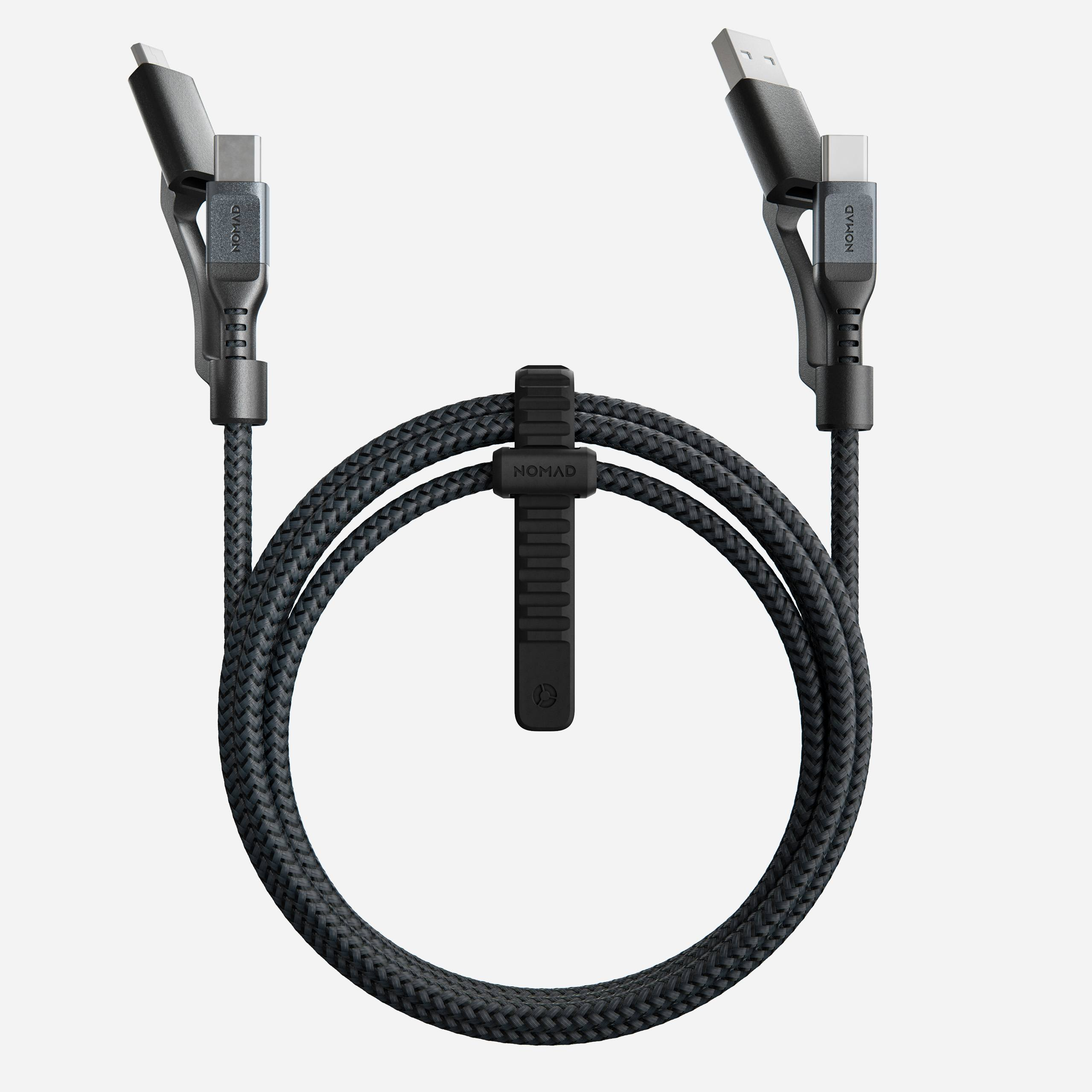 Universal Cable USB-C 1.5m Side View