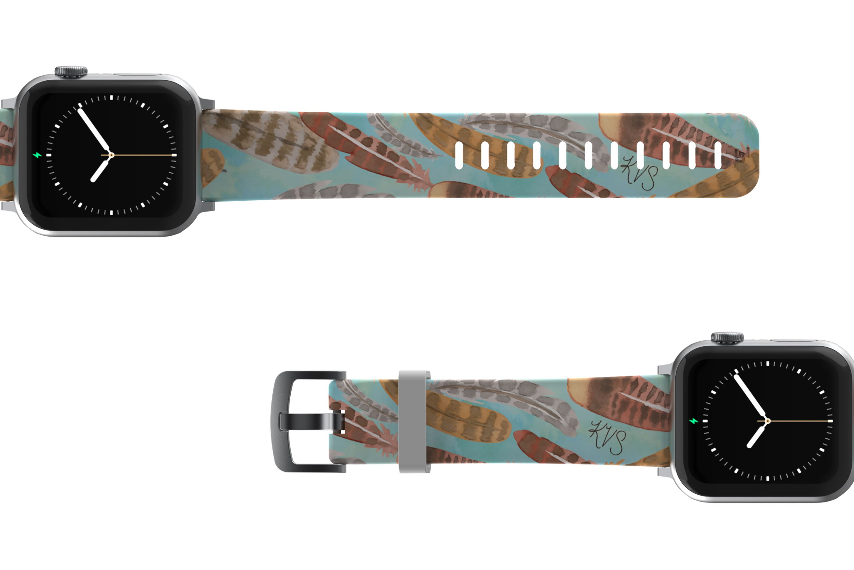 Brave - Katie Van Slyke Apple Watch Band | Groove Life