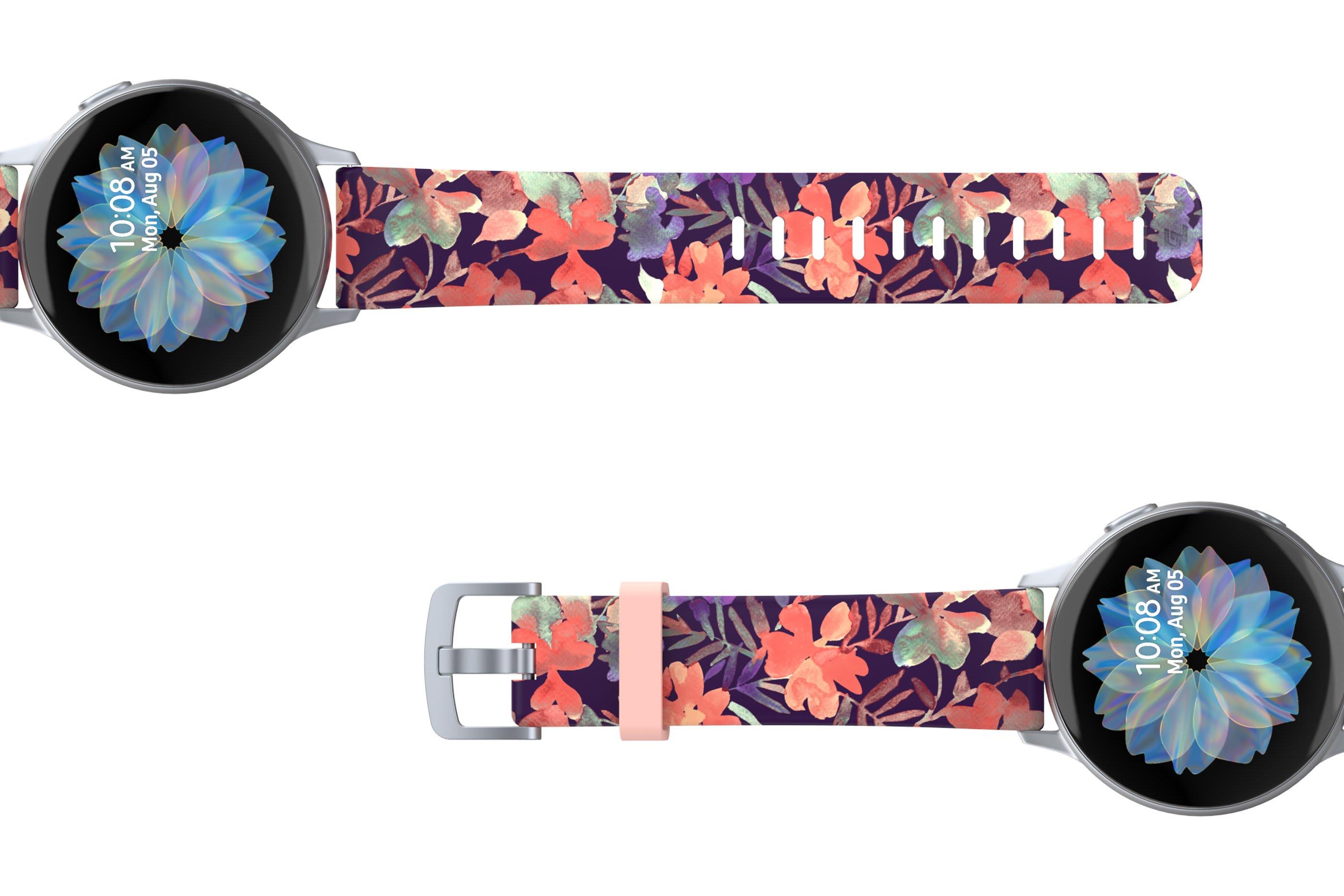 Tropics Samsung 22mm Watch Band | Groove Life