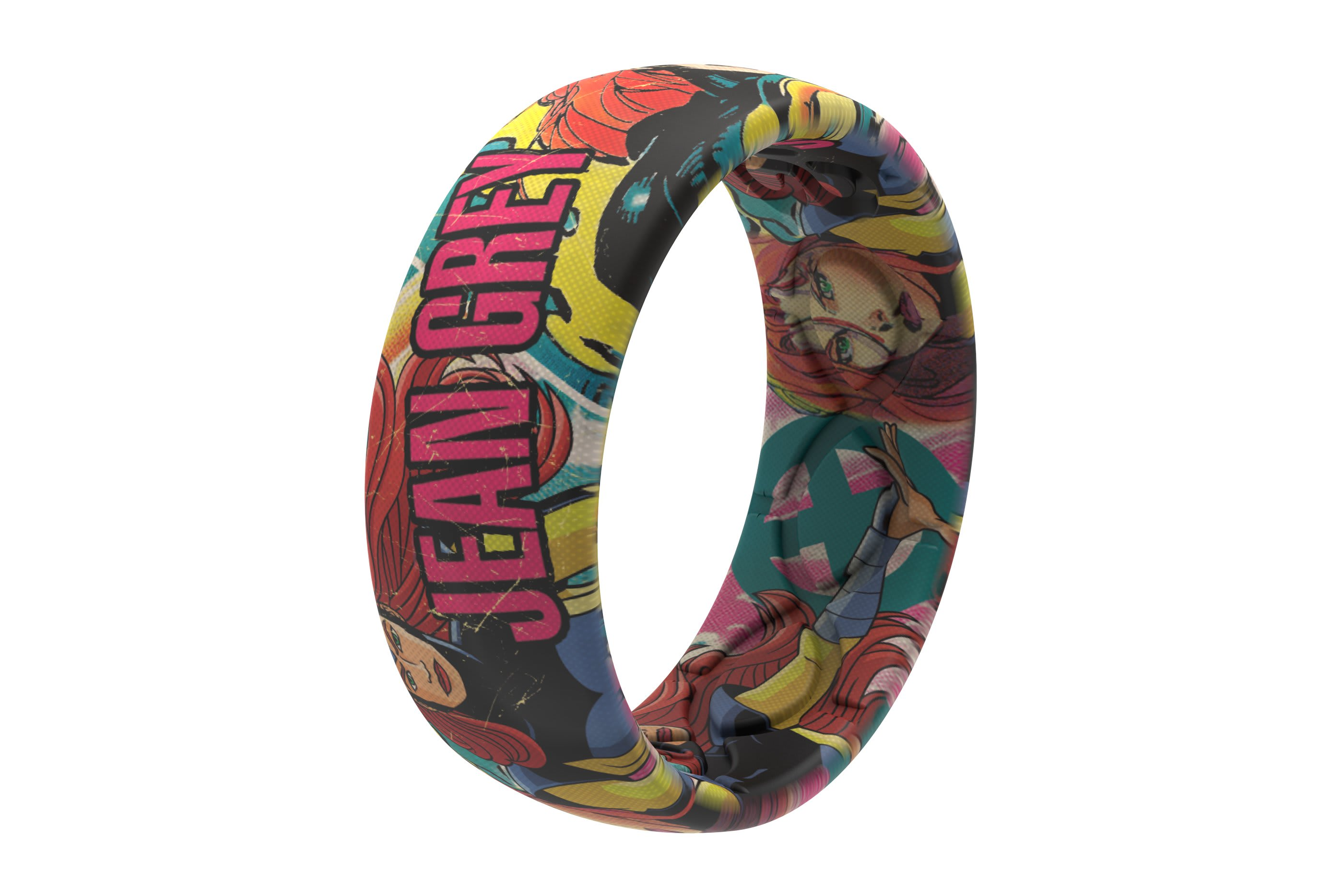 Jean Gray Classic Comic Ring | Groove Life