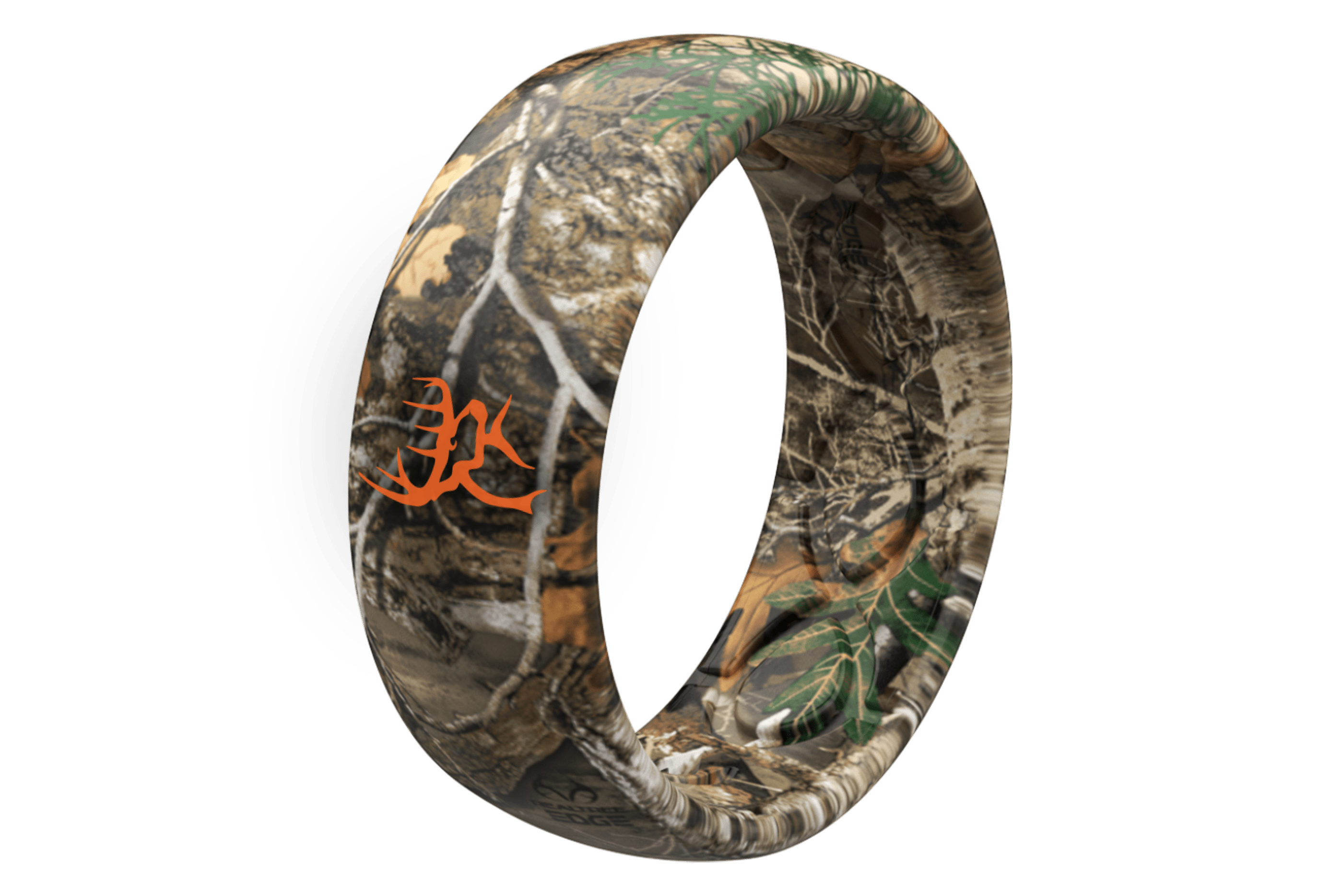 Buck Commander Realtree Edge - Groove Life Silicone Wedding Rings