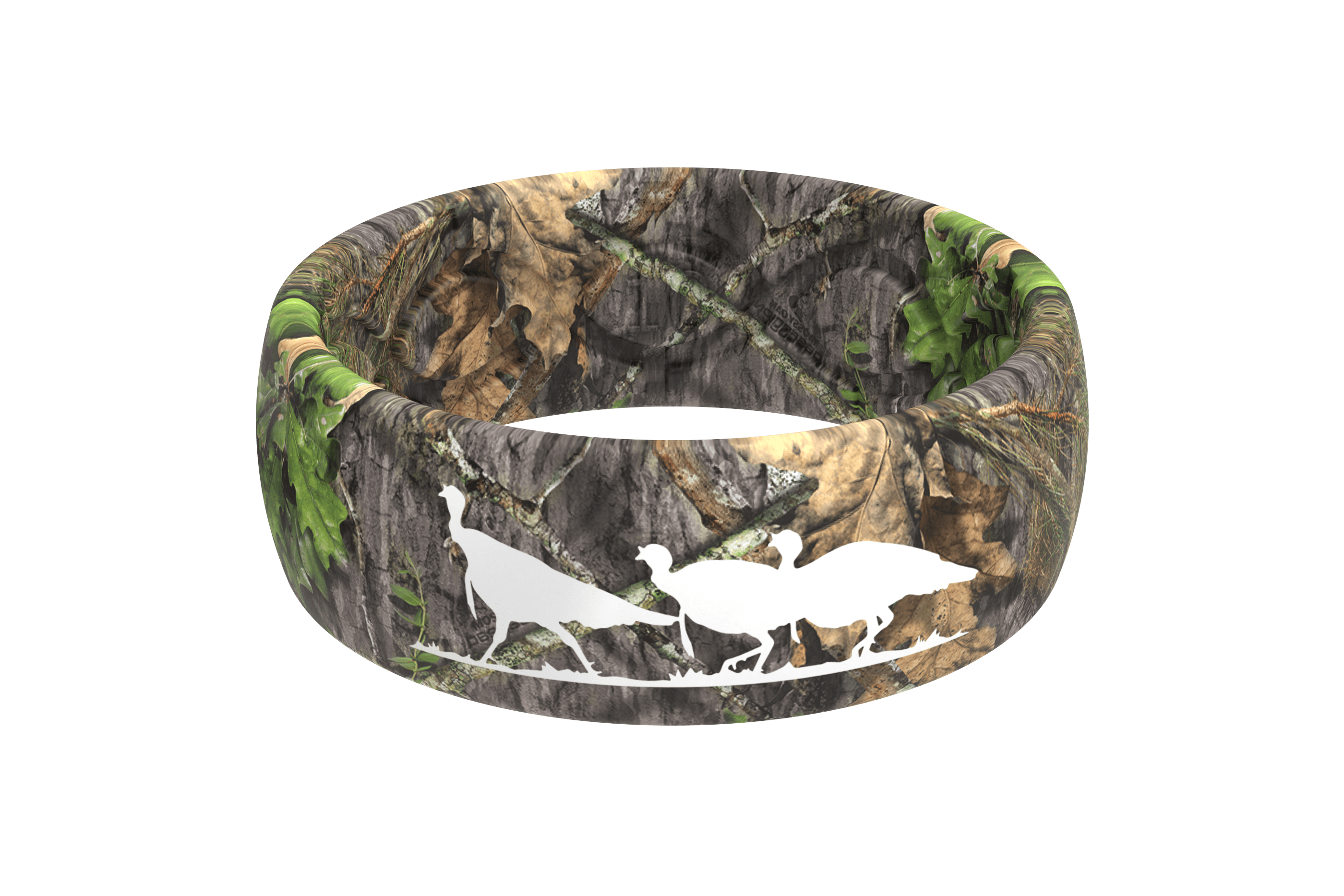 Original Camo NWTF Mossy Oak Obsession  viewed front on