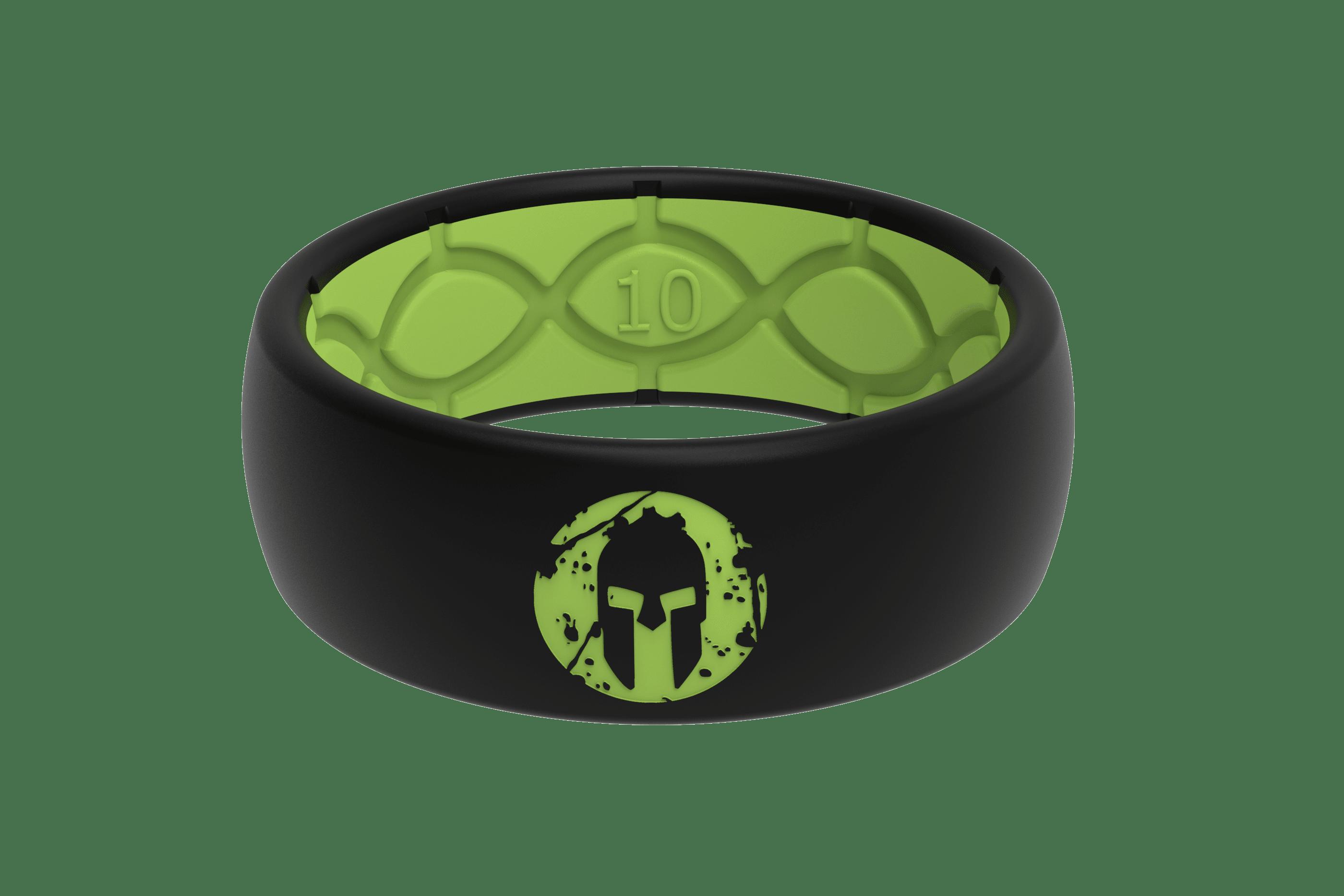 Original Spartan Beast Green  viewed front on