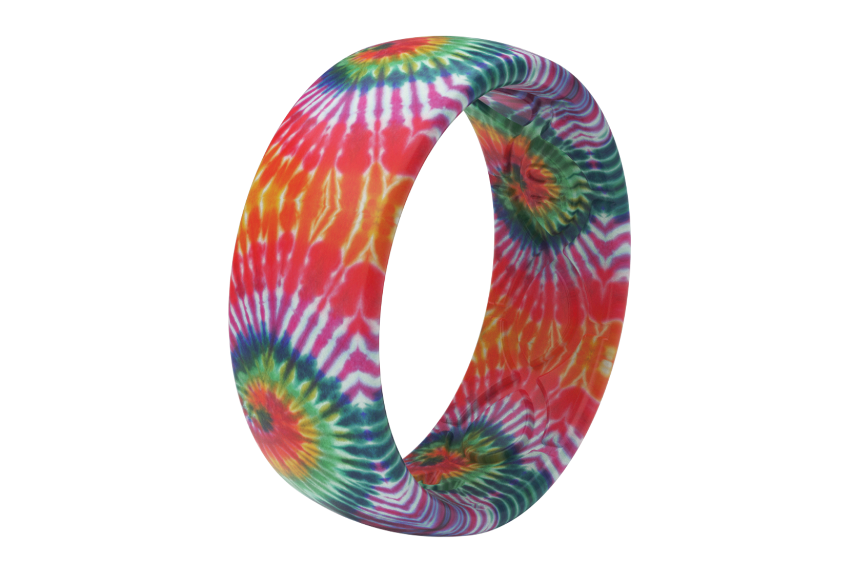 Groove Life Gypsy Eyes Tie-Dye - Groove Life Silicone Wedding Rings