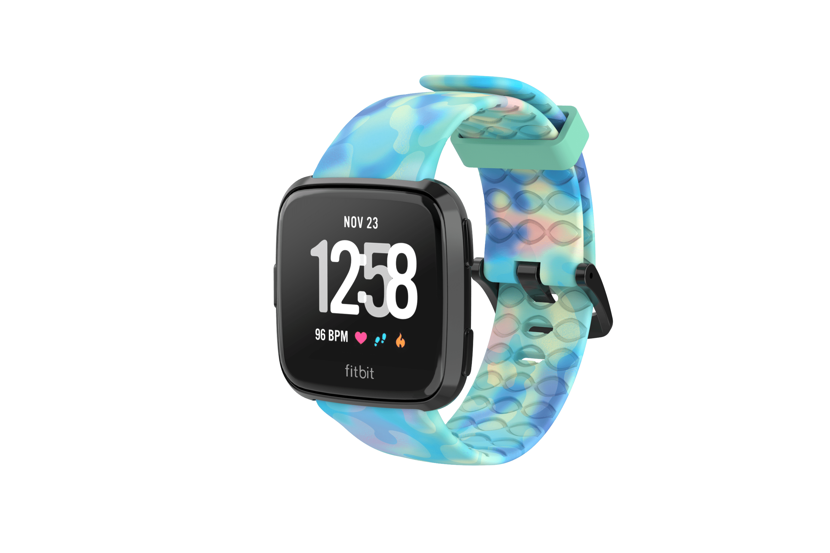 Opal - Fitbit Versa Watch Band | Groove Life