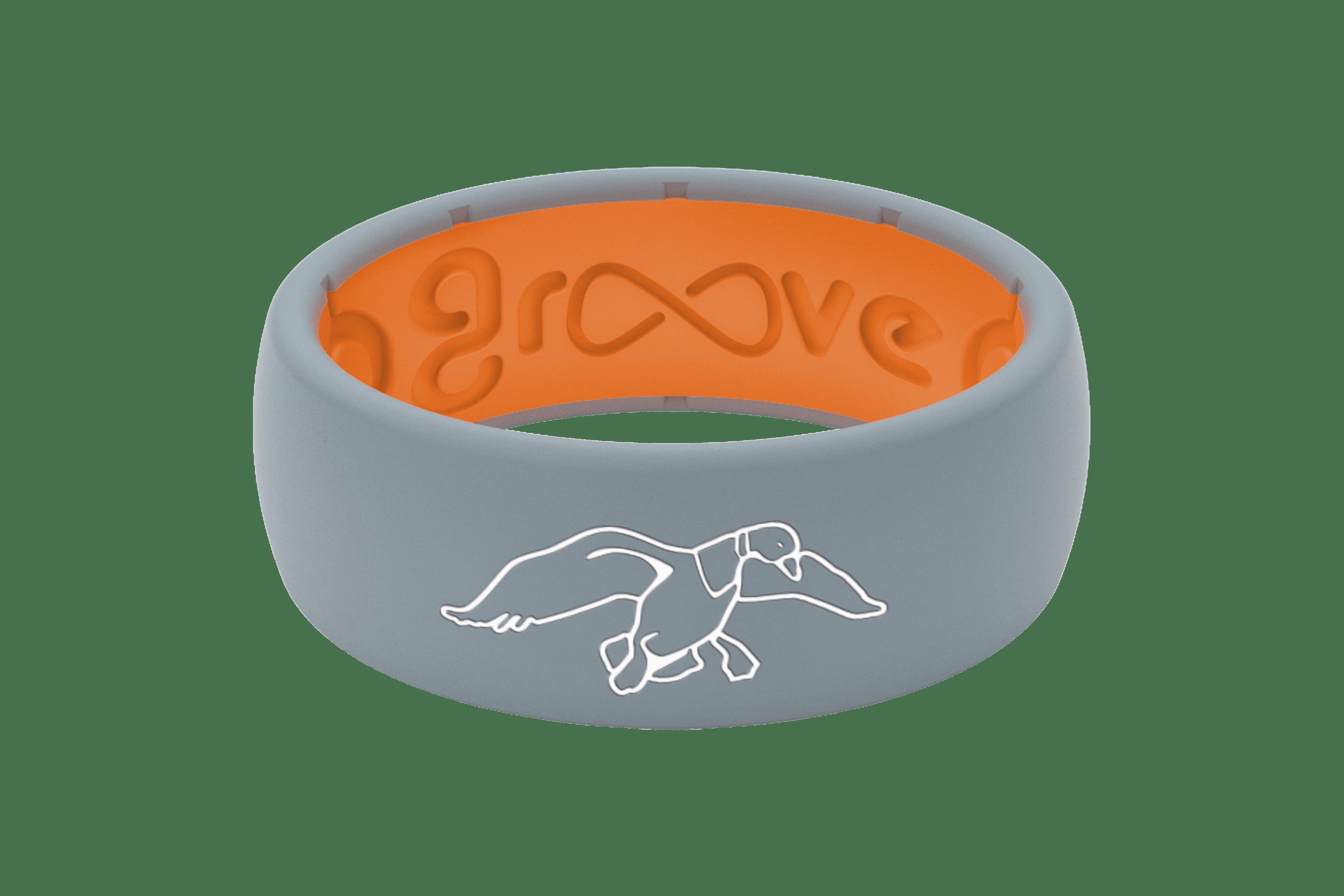 Duck Commander Storm Grey - Groove Life Wedding Rings