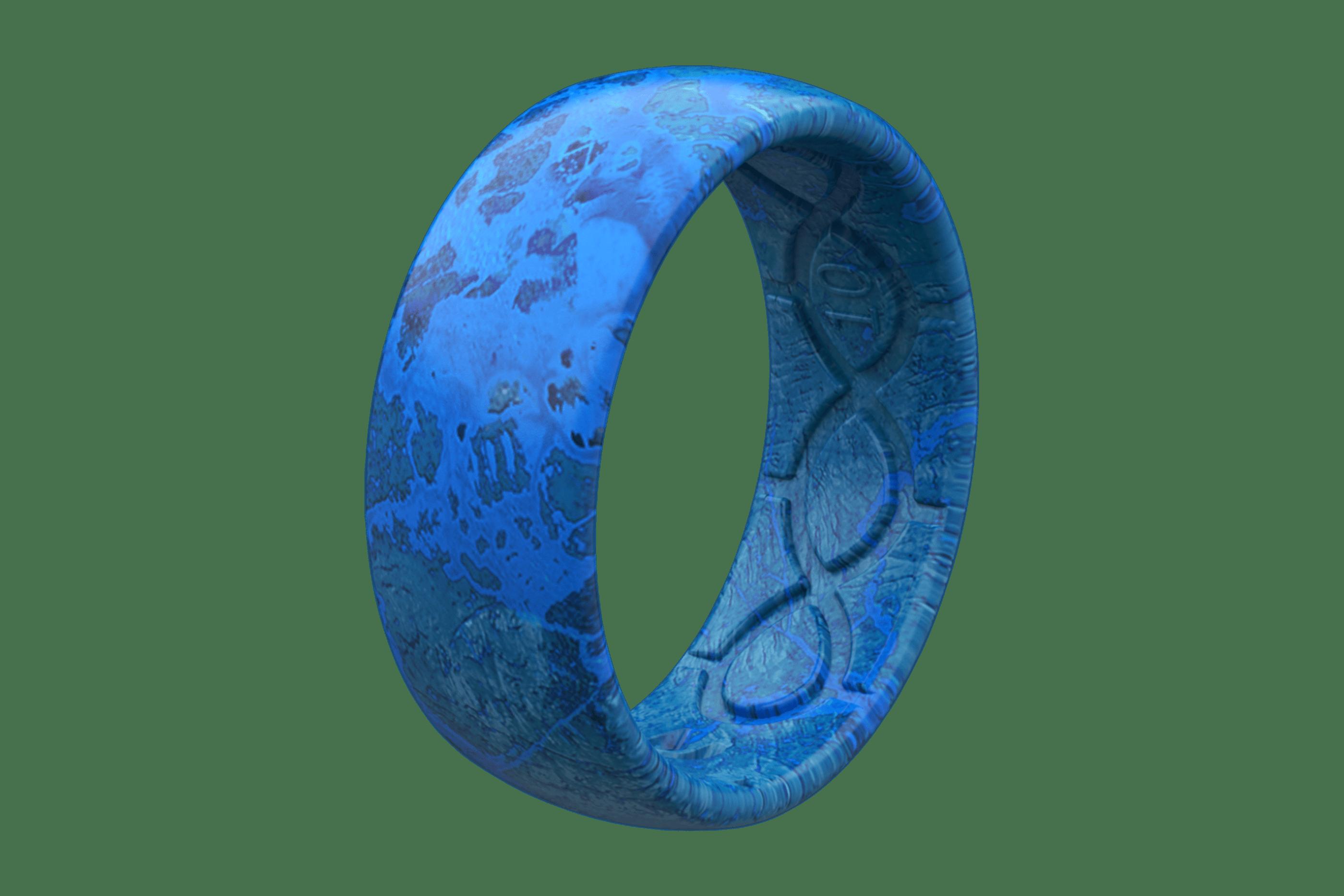 Original Camo Realtree Wav - Groove Life Silicone Wedding Rings