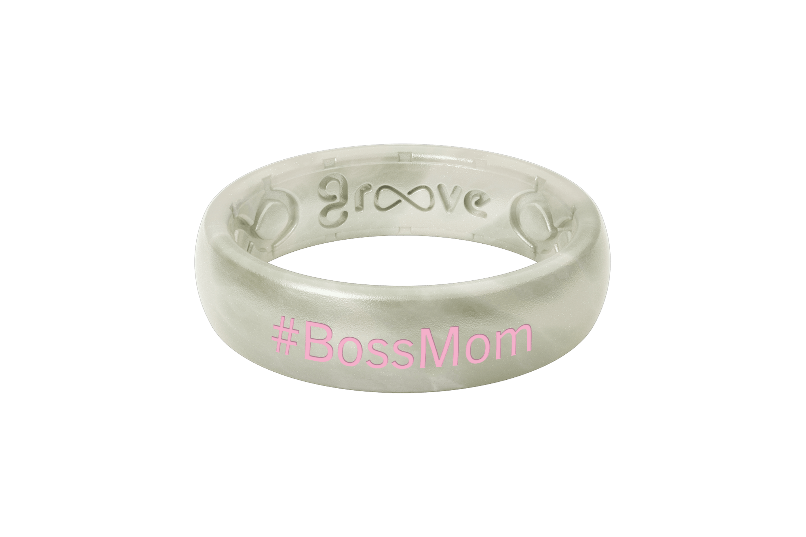 Pearl #BOSSMOM  viewed front on