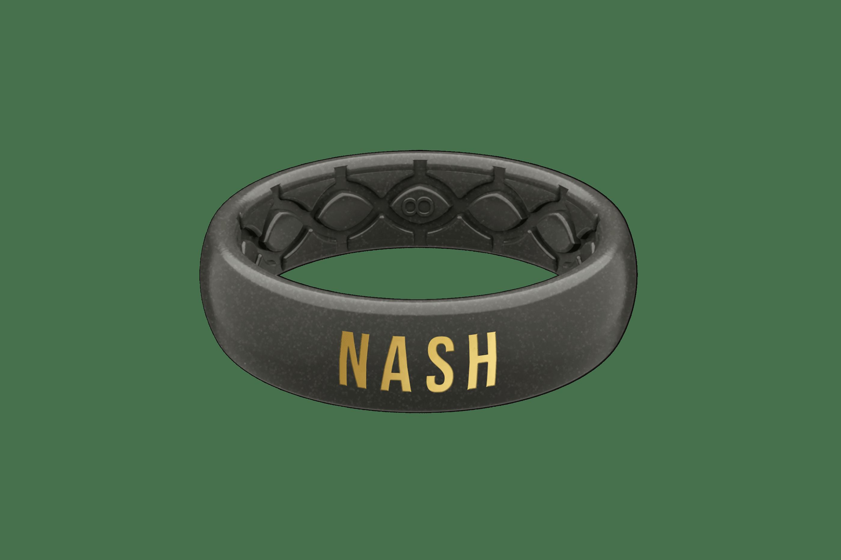 Thin Satin Ferrous Nash  viewed front on
