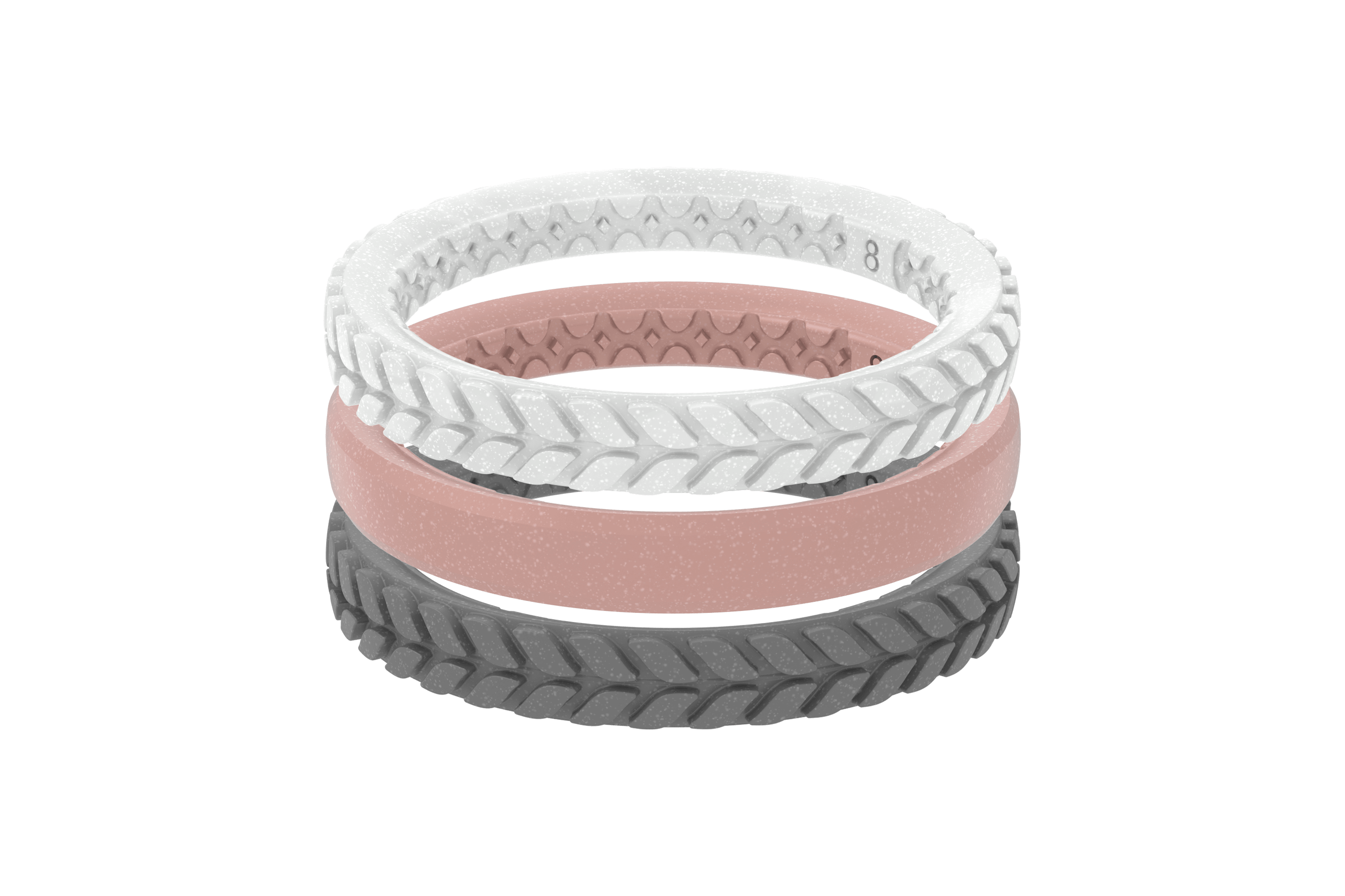 Mineral Stackable  viewed front on