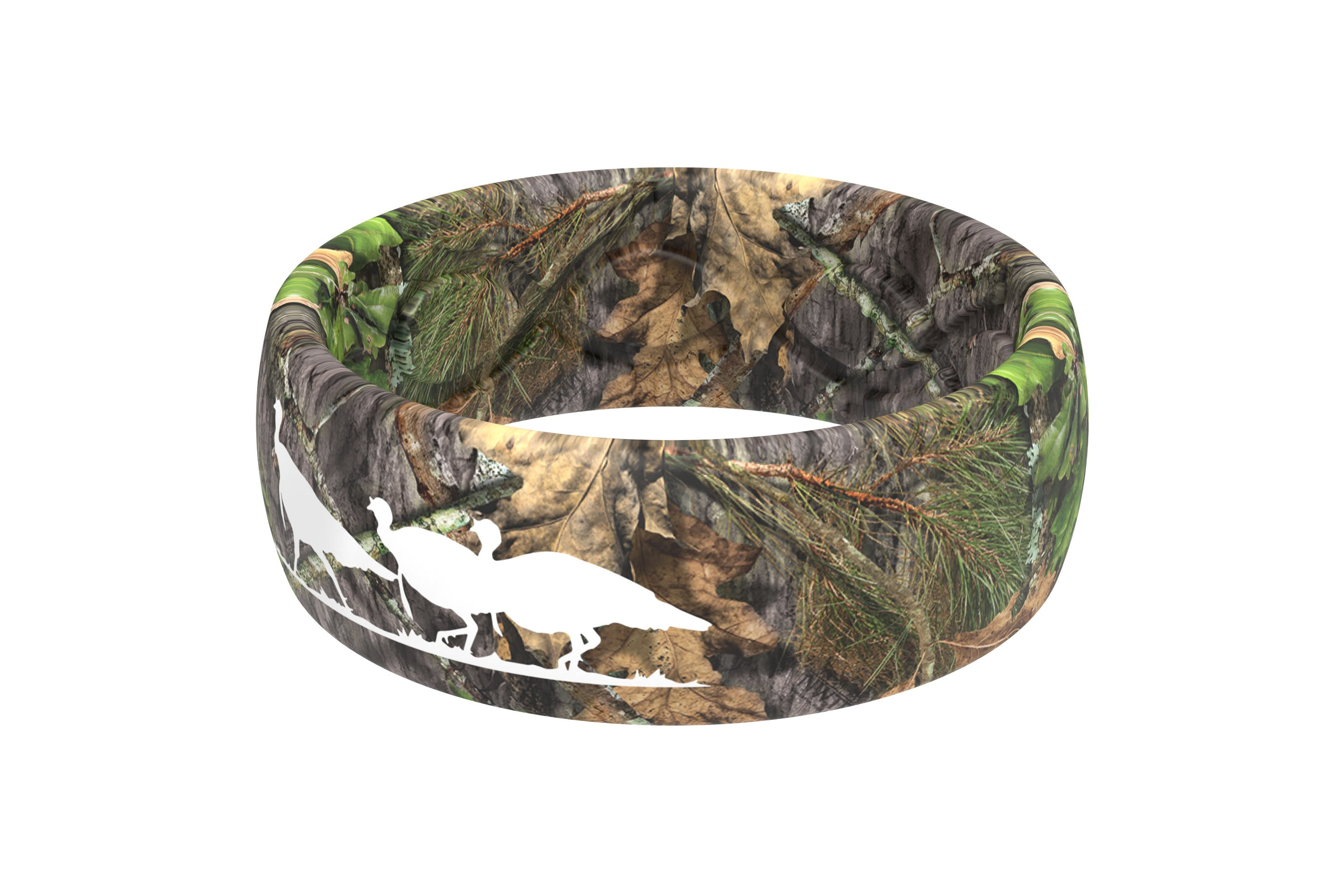 Original Camo NWTF Mossy Oak Obsession -  viewed from side