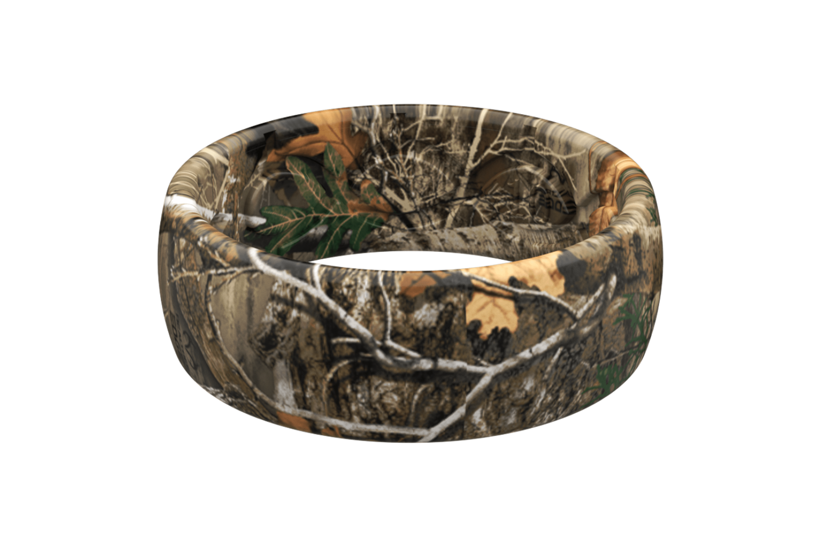 Original Camo Realtree Edge - Groove Life Silicone Wedding Rings