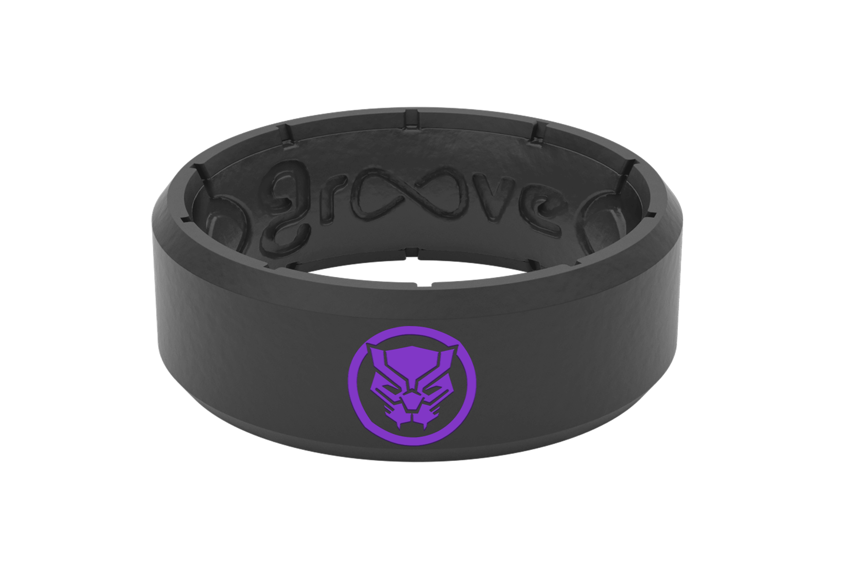 Black Panther Wakanda Forever Icon  viewed front on