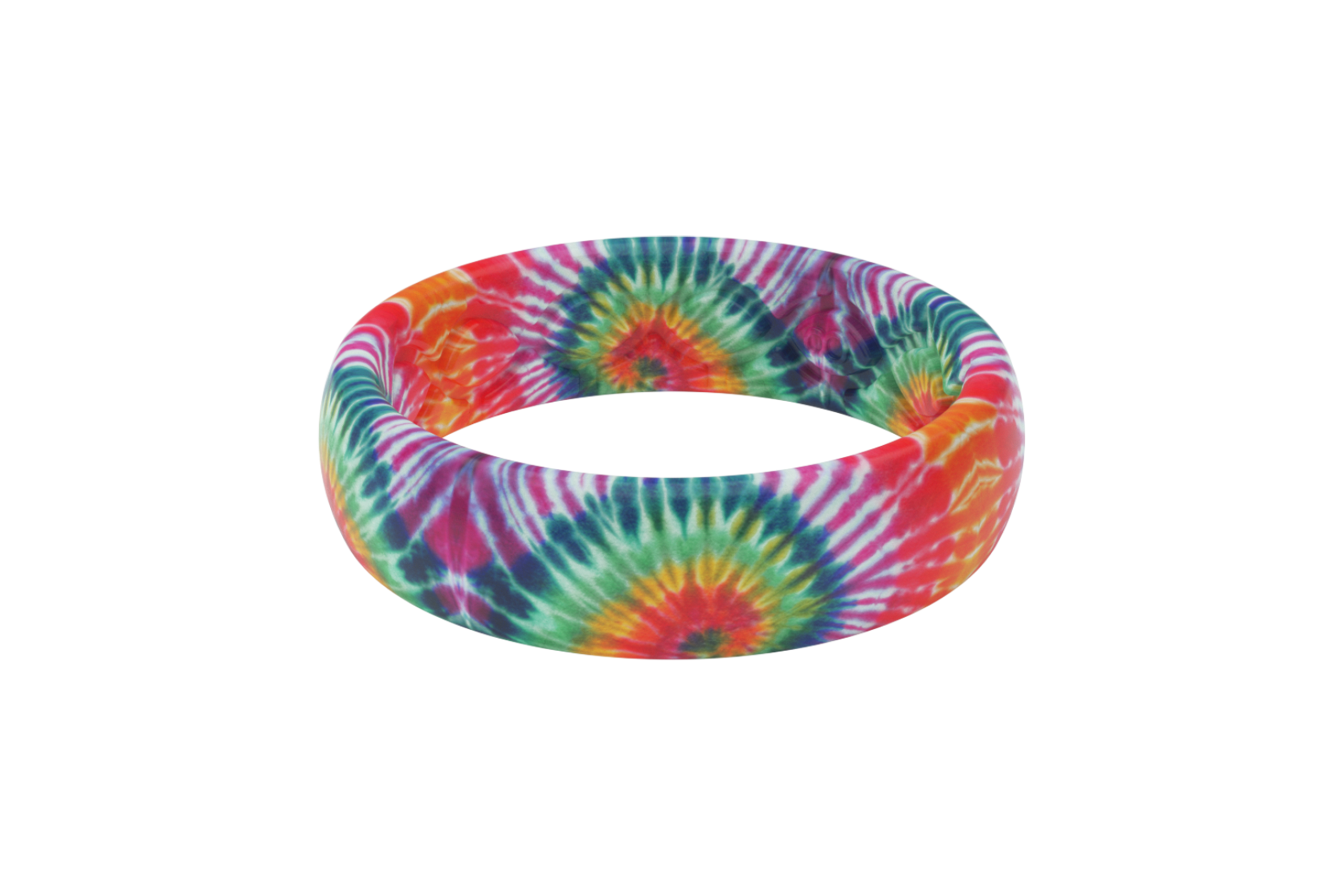 Groove Life Gypsy Eyes Thin Tie-Dye viewed front on