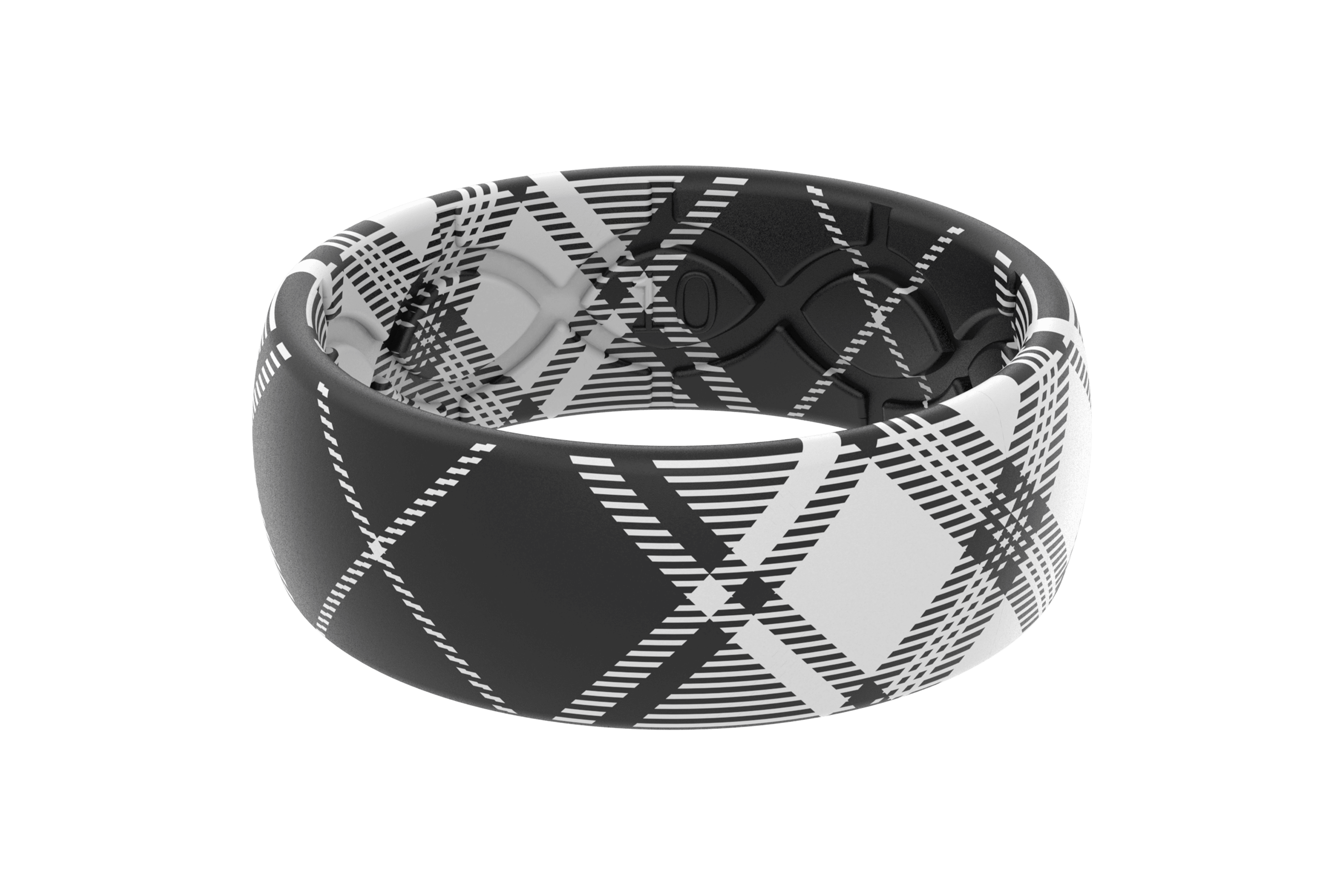Original Highlands  viewed front on Silicone Rings