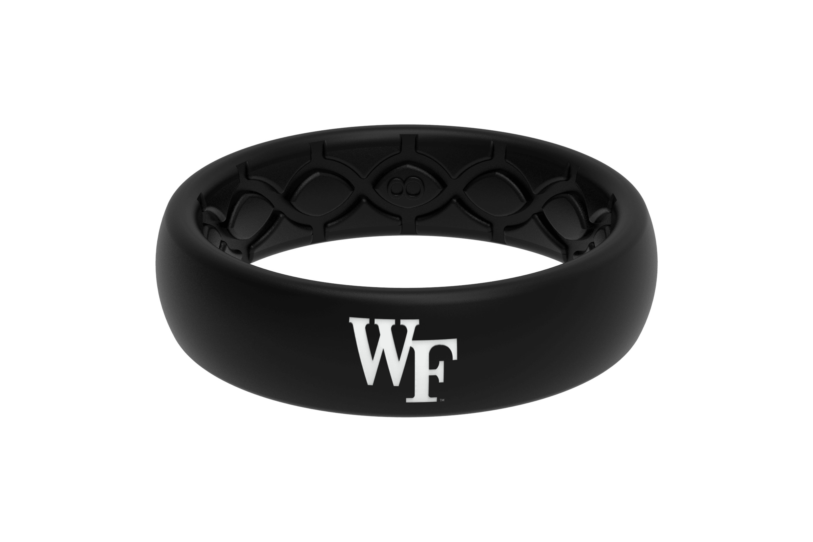 Wake Forest College Thin Ring