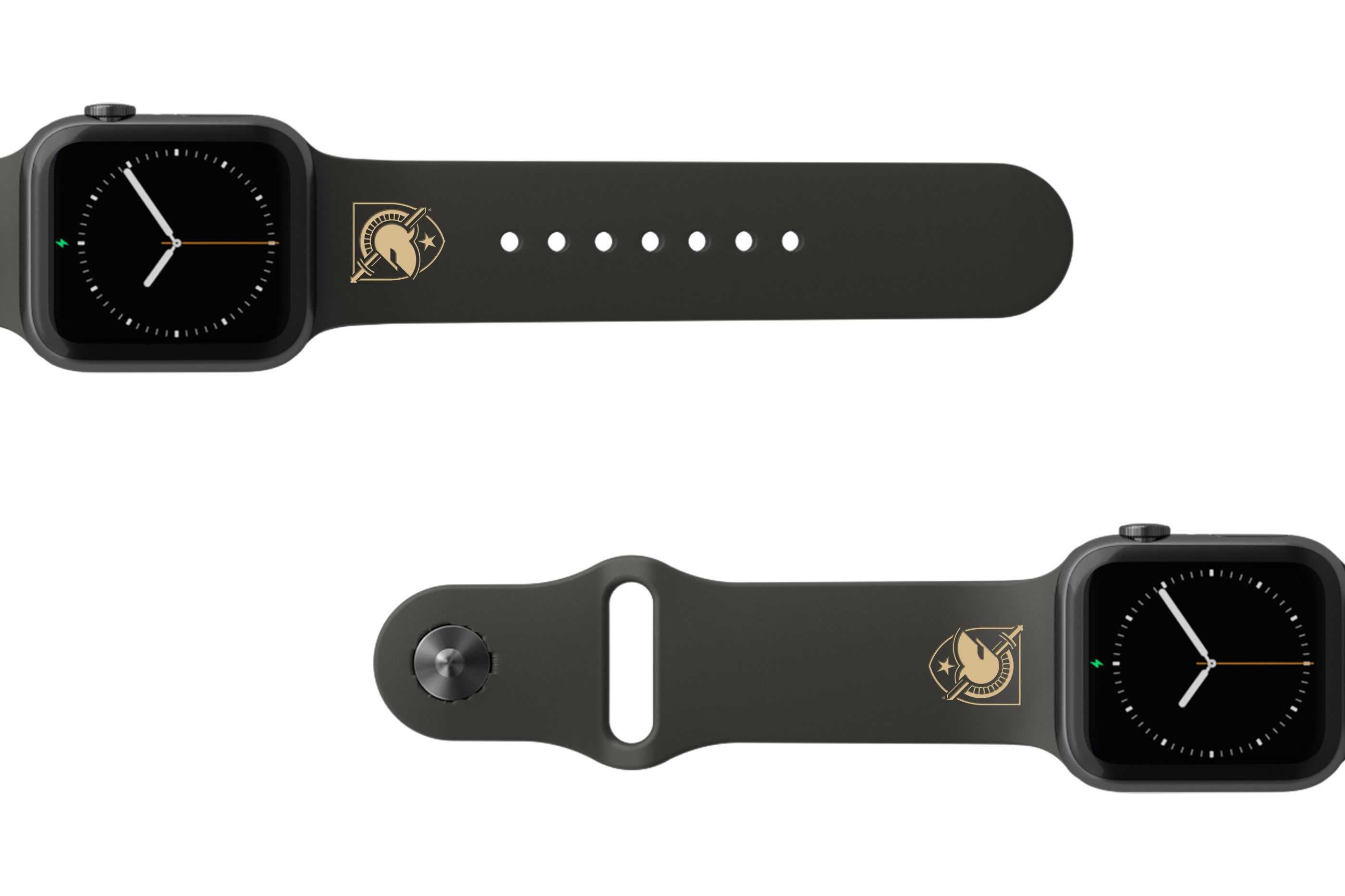 US Military Academy College Watch Band viewed rear