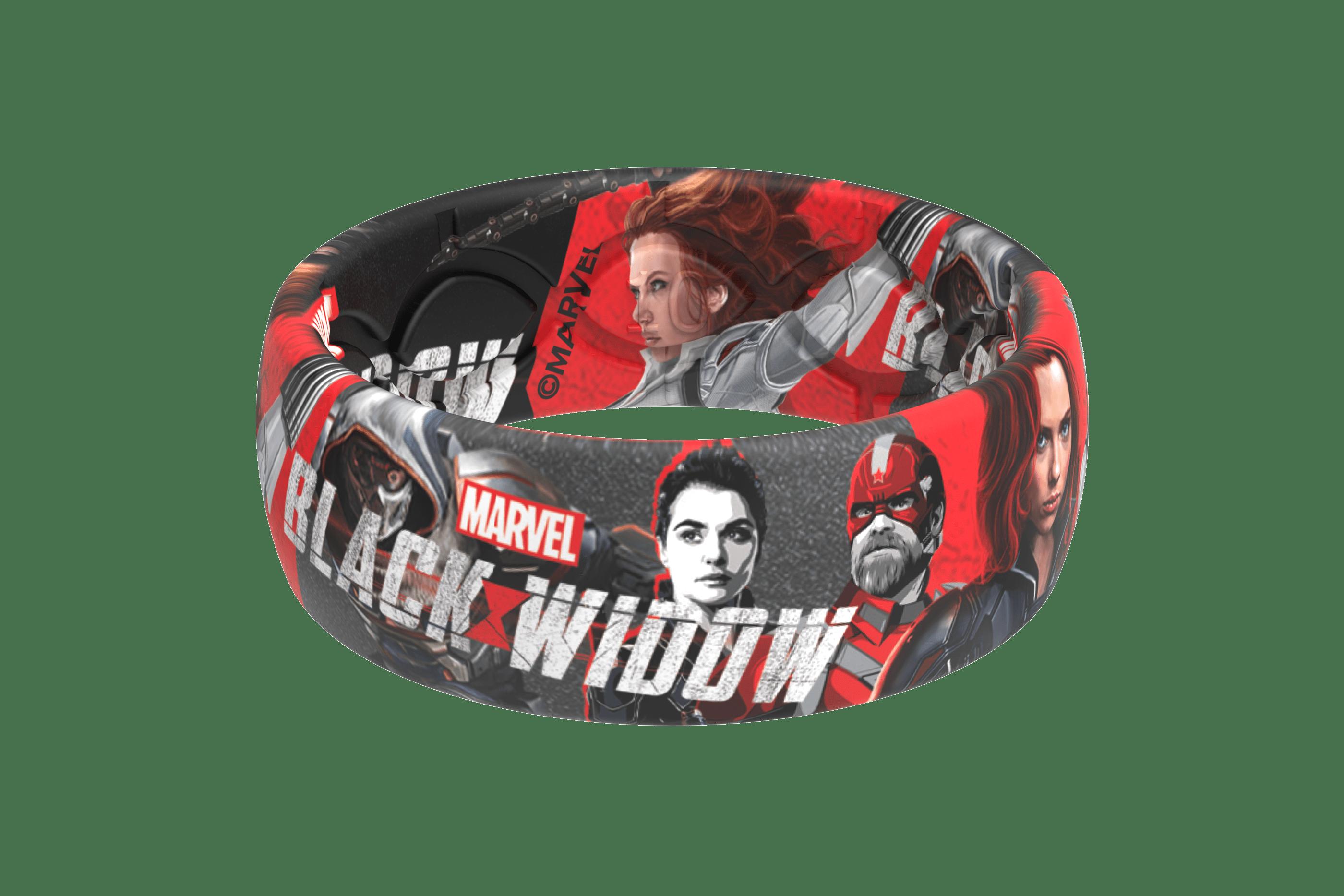 Black Widow - Natasha Ring Viewed Front On