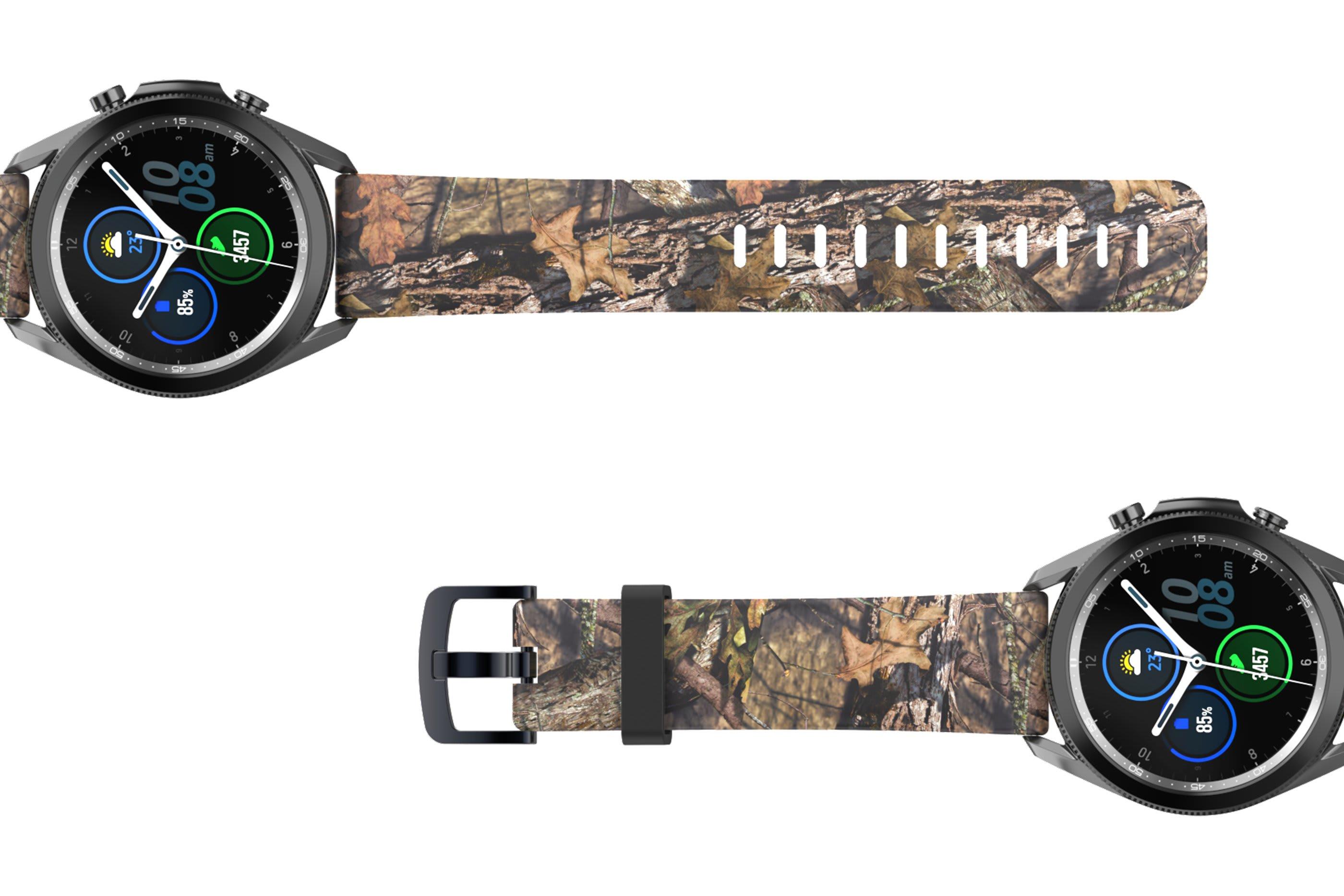 Mossy Oak Breakup Samsung 22mm Watch Band - Groove Life