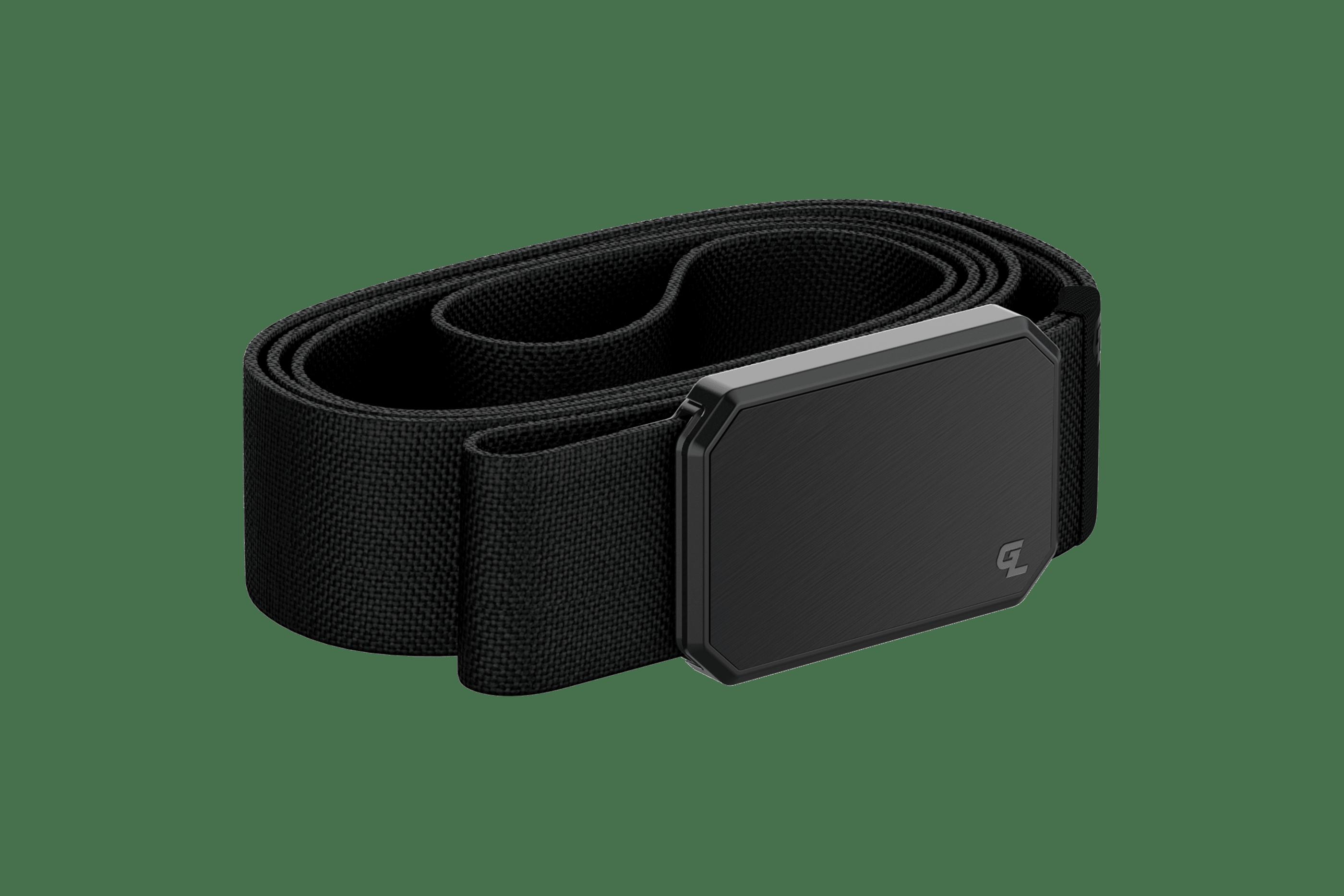 Groove Belt Black/Black  viewed from side