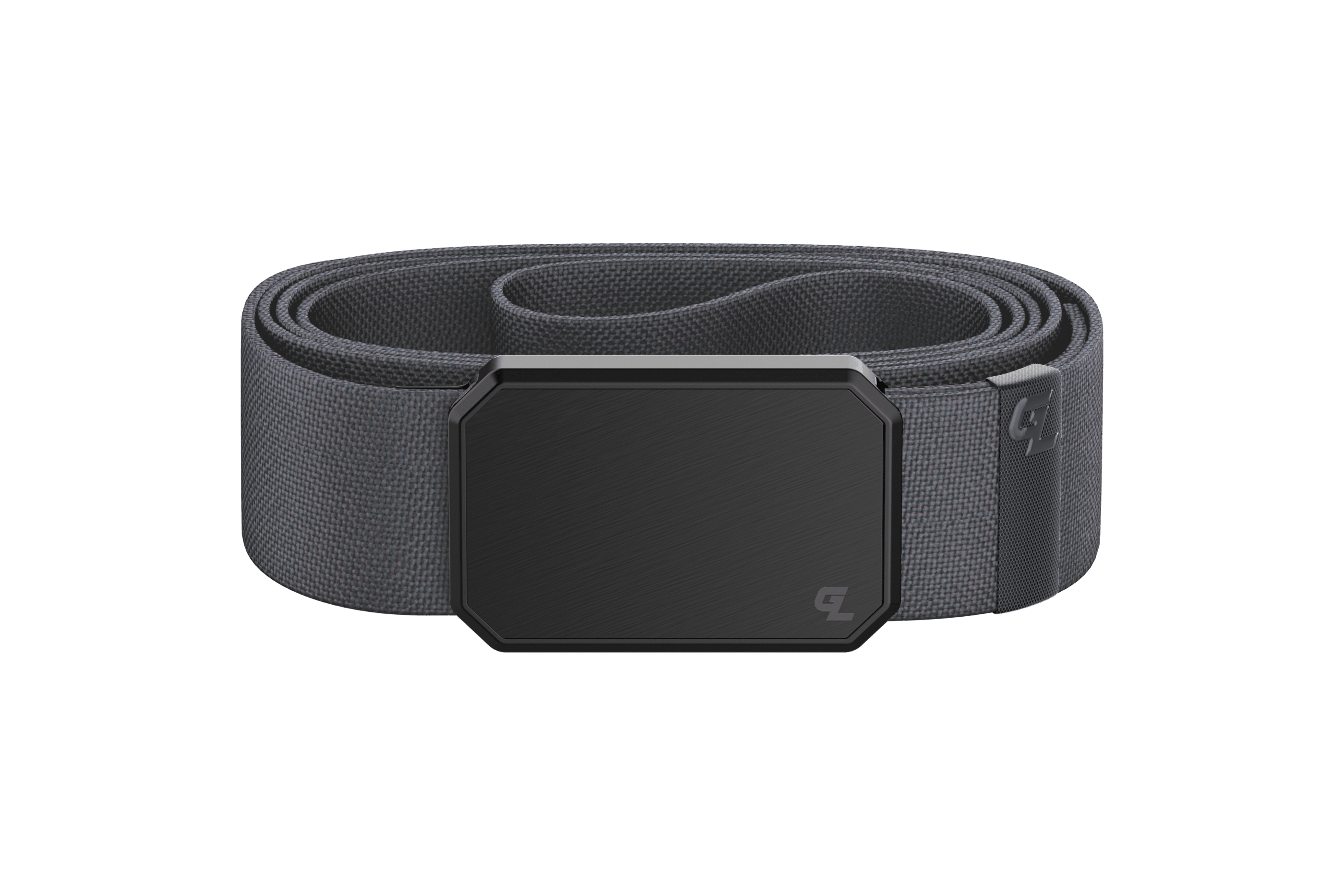Groove Belt Black/Deep Stone  viewed front on