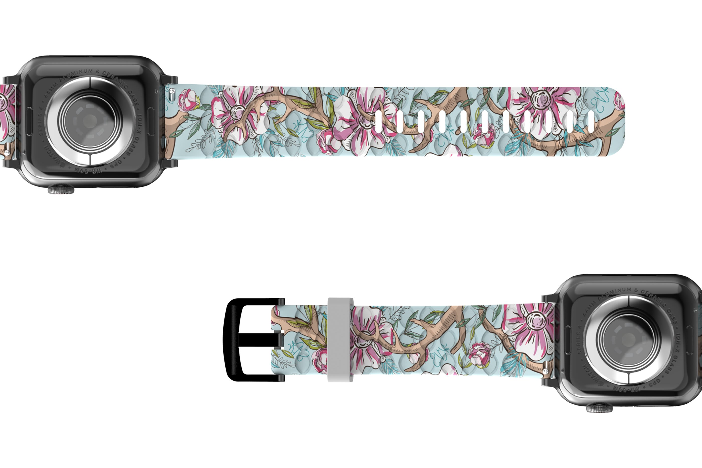 Love Deerly - Katie Van Slyke Apple Watch Band | Groove Life