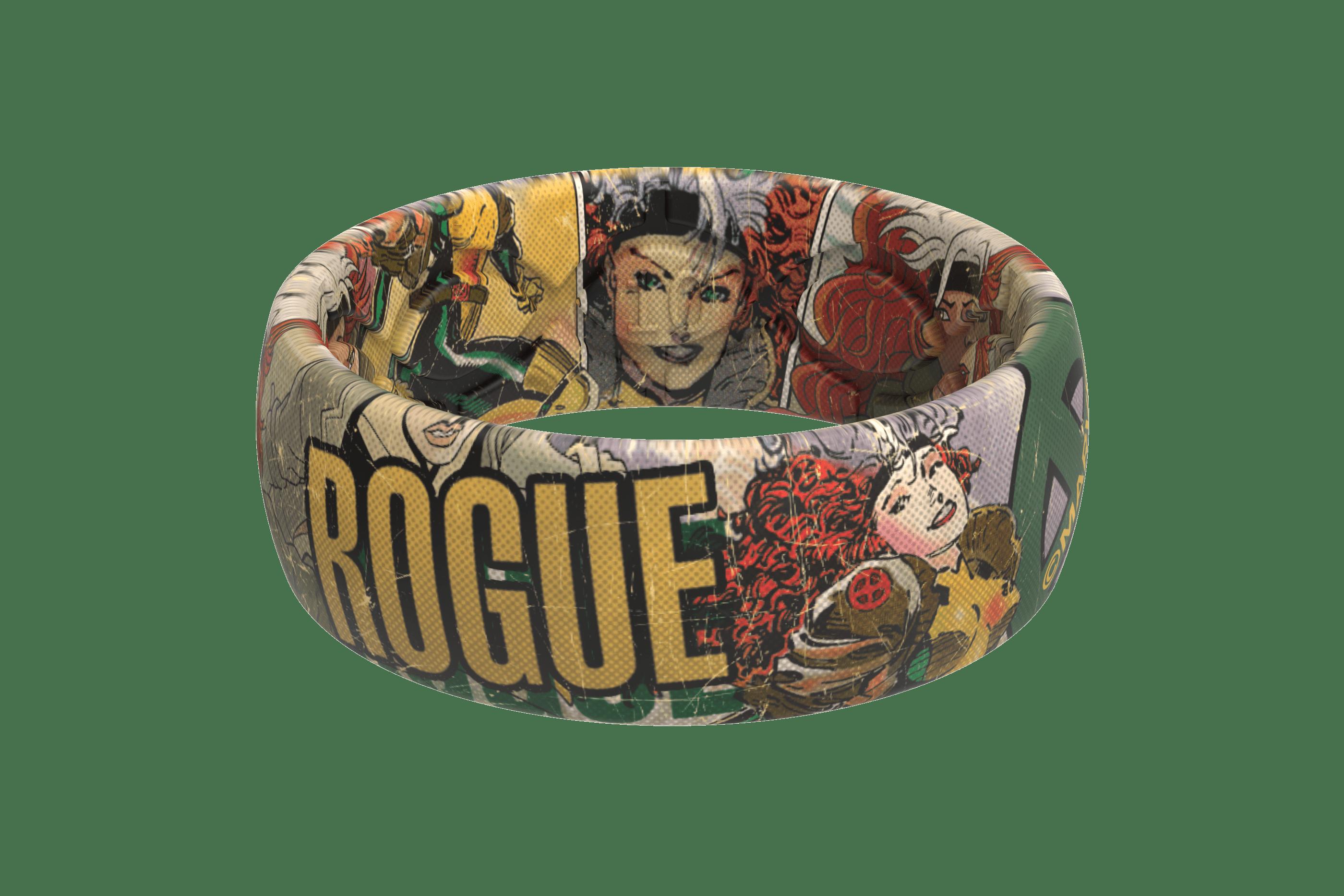 Rogue Classic Comic Ring | Groove Life