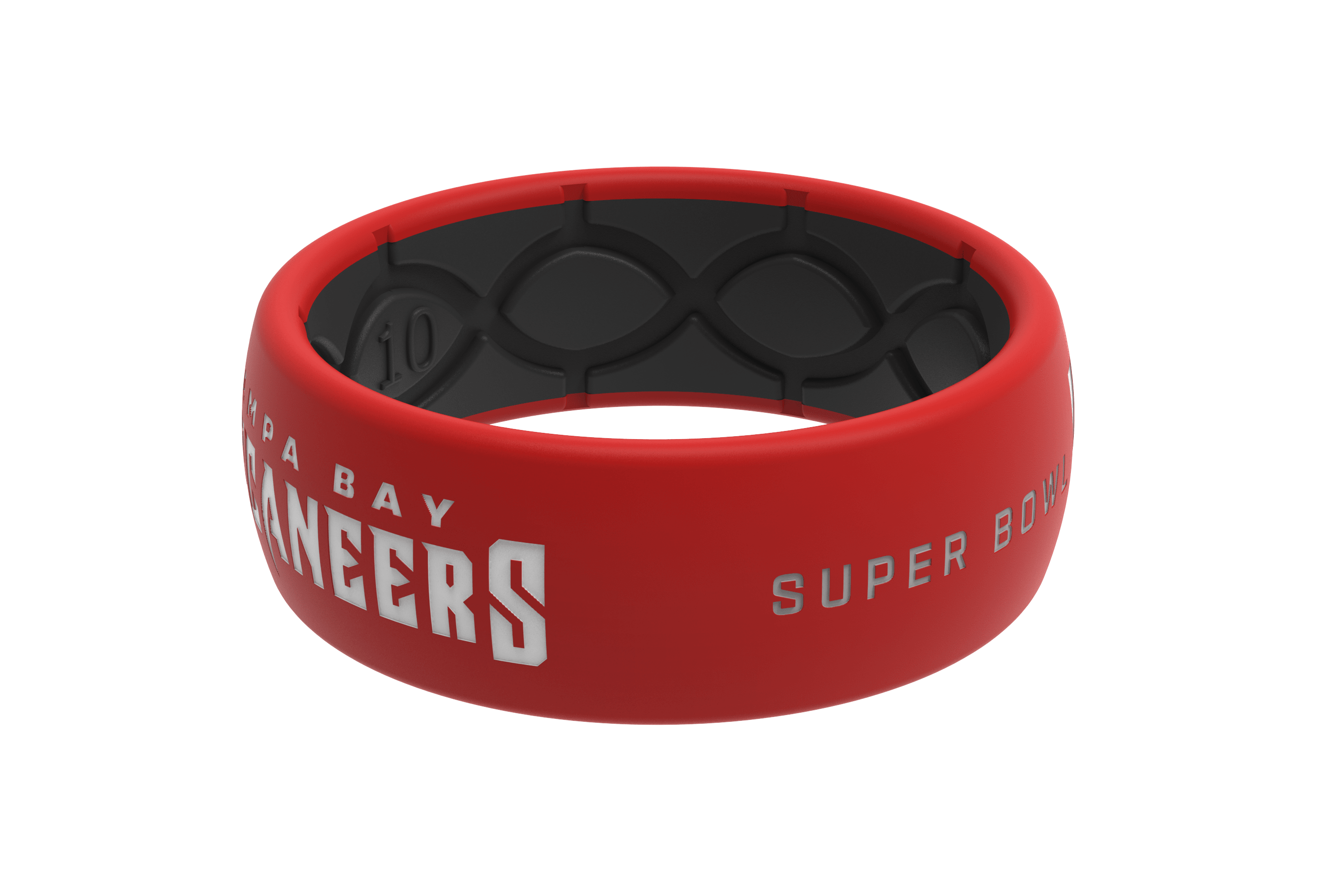 Limited Edition NFL Tampa Bay Buccaneers Super Bowl LV Fan Ring | Groove Life