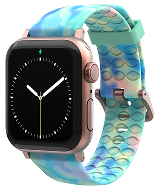 women's watch bands (pictured, opal apple watch band)