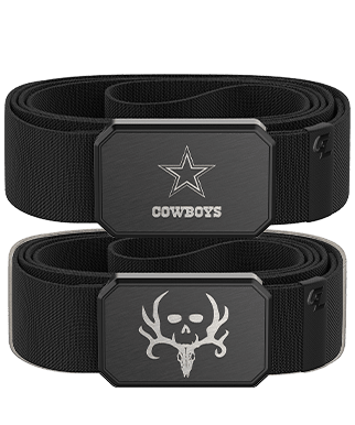Shop Belts, featuring NFL Cowboys and Bone Collector