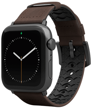Vulcan Leather Apple Watch Band