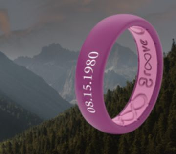 Personalize Your Women's Ring