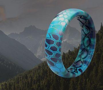 Shop Women's Camo Rings, featuring Pontus ring