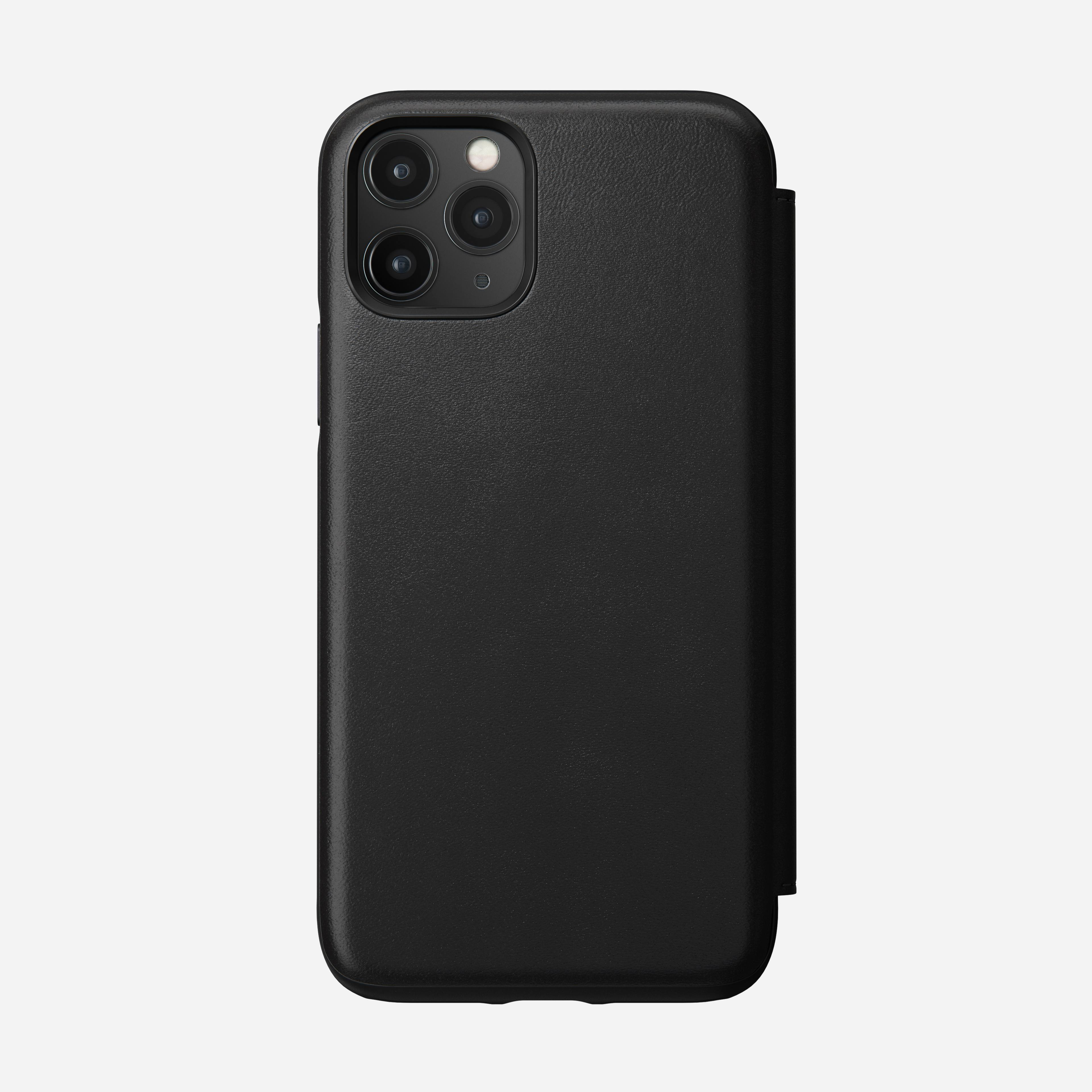 Rugged folio black iphone 11 pro
