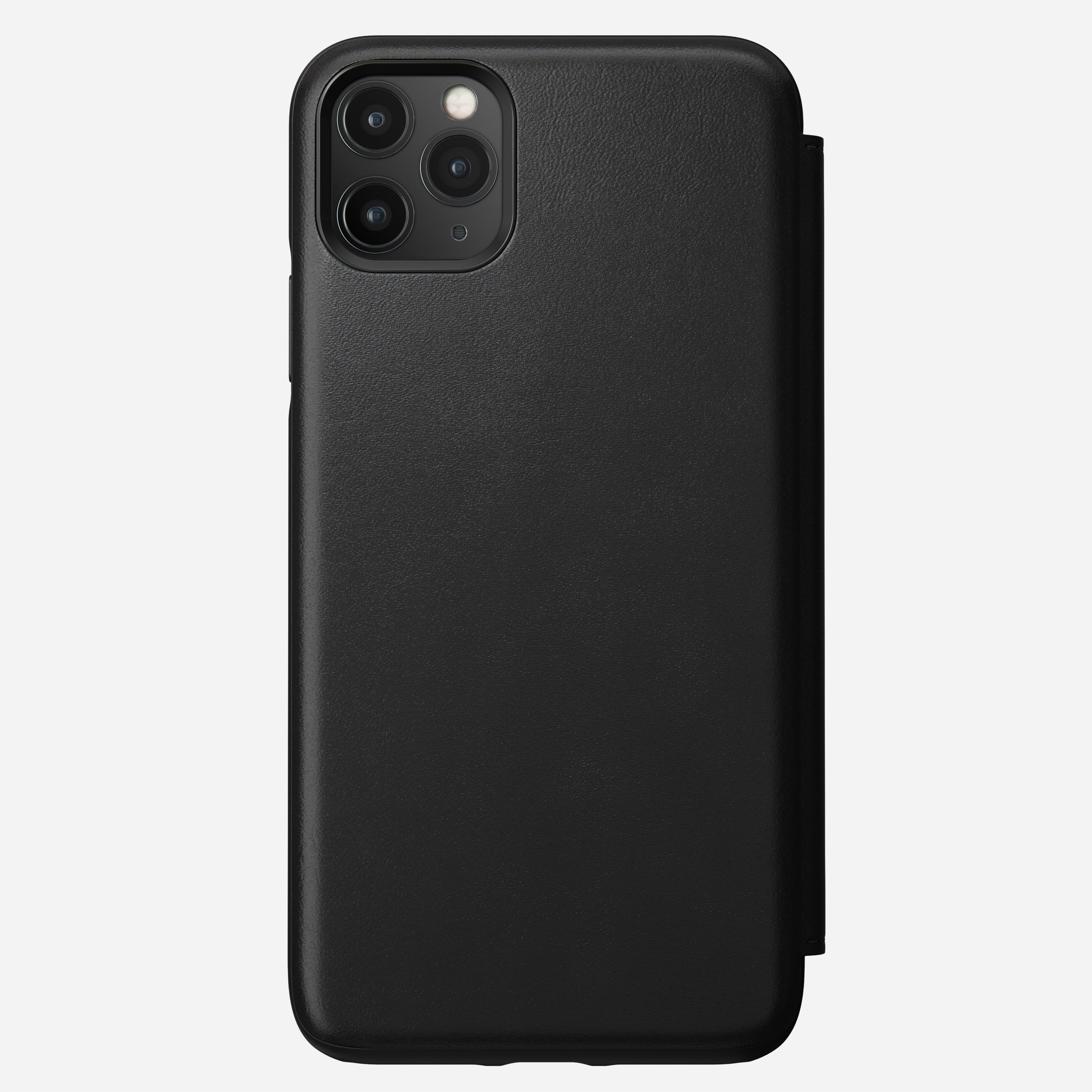 Rugged tri folio black iphone 11 pro max