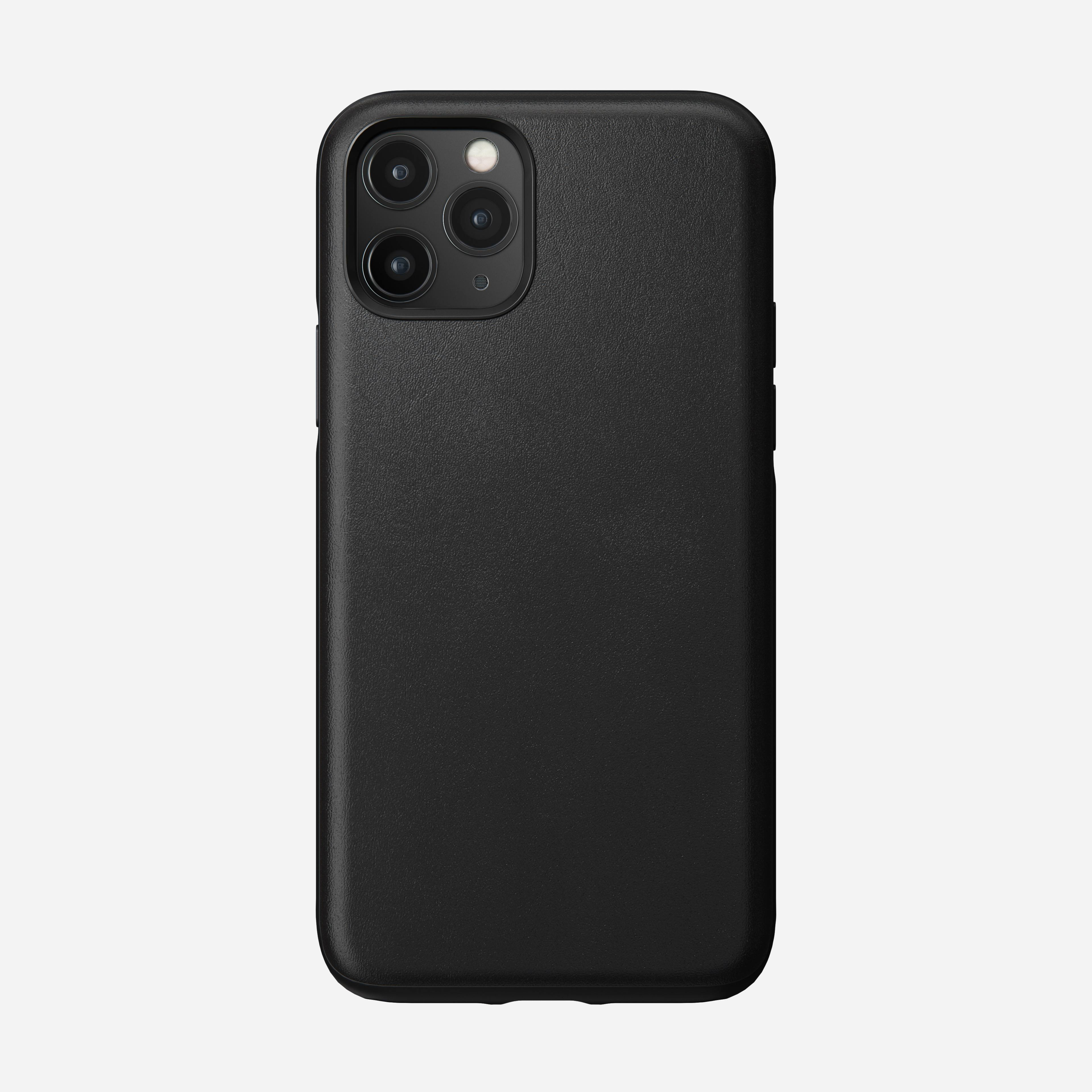 Rugged case black iphone 11 pro