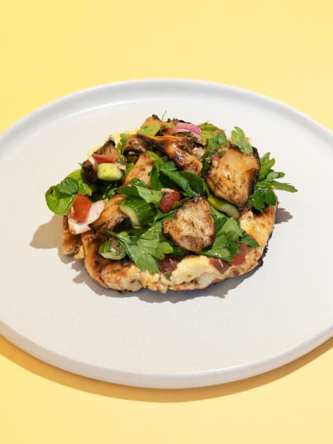 Daring Plant Based Chicken Kebab