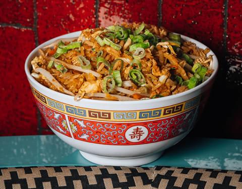 Groot Kimchi Friend Rice