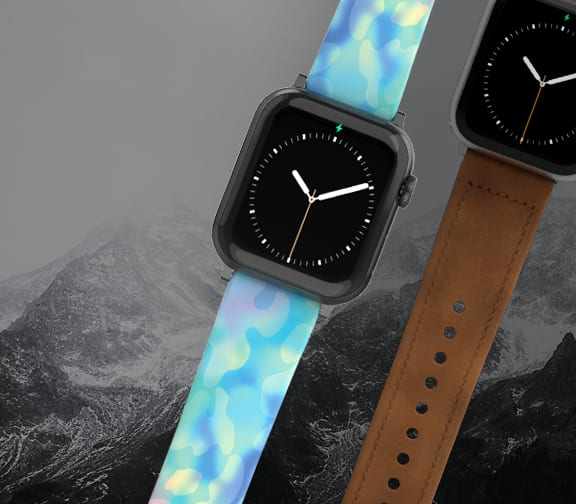 Shop New Watch Bands, Featuring Opal and Vulcan Trek