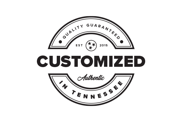 Customized in Tennessee