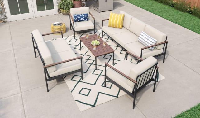 Zinus Savannah Outdoor Collection
