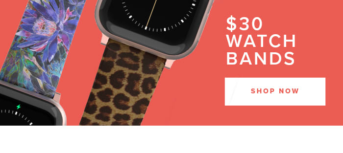 Shop $30 Watch Bands